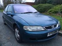 Vauxhall vectra 1.8 petrol fantastic conditions long mot