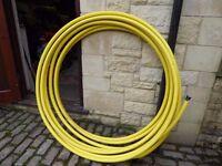Gas pipe 25 meters X 25mm MDPE