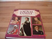 Hardback Book of the Royal Family