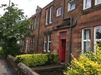Allow, Smithfield Loan, upper one bed unfurnished flat to rent