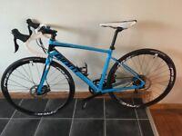 Giant Defy 1 Disc road bike, small size frame