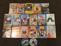 Bumper kids DVD selection
