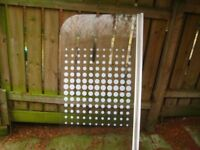 Bath Folding Shower Glass Screen