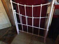 Pink Single Bed Frame - Free To Collector