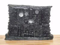 Coal Ornament of Old Kitchen Range