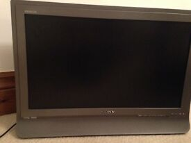 """Sony Bravia TV- Sony KDL-23B4050 - 23"""" Widescreen Bravia HD Ready LCD TV - With Freeview"""
