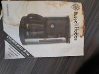 Russell Hobbs coffee machine, no box but brand new.