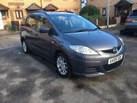 2009 MAZDA 5 2.0D PCO AND UBER READY 7 SEATER TWO OWNERS