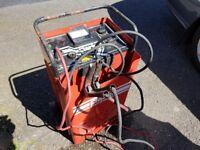 Garage battery charger Engine Starter