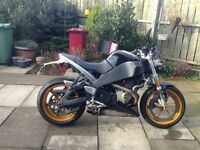 Buell lightning xb12 s black