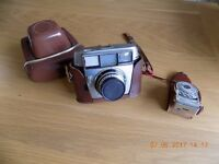 German Baldessa F Camera