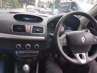 Renault megane 1.5 coupe diesel £30/ yr tax