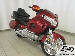 2001 Honda GL1800 Goldwing -