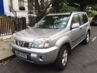 Nissan X-Trail, Diesel, End of 2005, 2.2 Litter , Manual, Silver, 5 Doors, Quick Sale