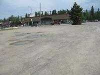 Sundre Commercial Lot on Highway 27