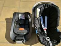 Mamas & papas car set and isofix
