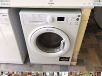 Hot point washing machine, model WMFG-611 6kg and A+ rating