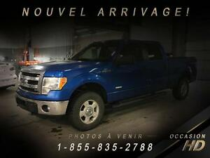 Ford F-150 XLT ECOBOOST CRE CAB