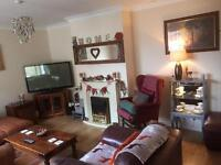 Three bedroom unfurnished house to rent