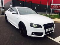 AUDI A5 2.0 TDI S LINE 170 DIESEL LEATHER 2011