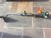 Petrol grass trimmer full working order