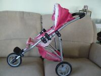 Doll's World Buggy