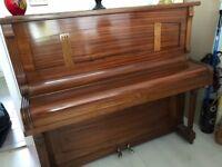 Hamilton upright piano