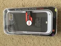 iPhone 6 & 7 back-up charger case ( brand new )