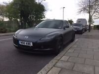 Stunning Mazda RX8 with a massive list of improvements