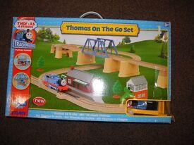 Thomas On The Go Set