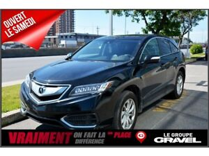 2016 Acura RDX PREMIUM,AWD,CUIR,MAGS,TOIT OUVRANT,38 000 KM