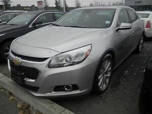 2016 Chevrolet Malibu LTZ |Auto |AIR |Leather |Back UP CAM |Remo