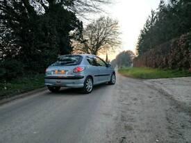 Peugeot 206 140 gti (ideally swaps)