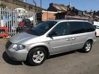 2008 Chrysler Voyager Executive 2.8CRD Diesel Automatic