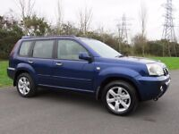 NISSAN X-TRAIL 2.2 DCI DIESEL 136 BHP ** 2WD OR 4WD ** JUST SERVICED ** GOOD DRIVING 4X4