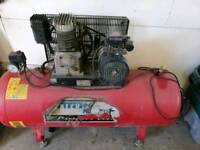 Sealey 150 litre air copressor