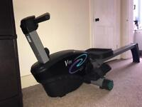 Vfit magnetic rowing machine with display And adjustable tension Sturdy Can deliver