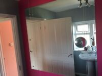 Large Square Wall Mirror 1.2m x 1.2m
