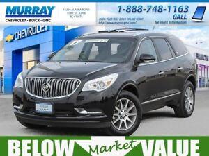 2017 Buick Enclave CXL AWD  **sunroof! heated steering wheel!**