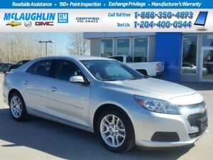 2016 Chevrolet Malibu *Mint Cond *Rem Start *Back Up Cam *Low Km