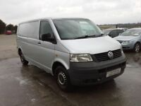 **For breaking** Vw Volkswagen Transporter 2.5 Tdi (2008).