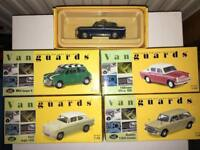 Vanguards collection/precision die cast replicas/ anniversary collection