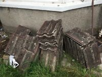 Double Roman concrete tiles free