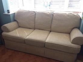3 seater M&S sofa