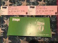 2 Tickets to Tokio Myers World, Britains Got Talent Winner!
