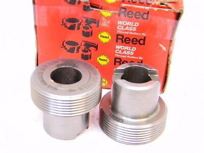 New Surplus Set Of Reed Thread Rolling Dies 1-12 X16unr 4936033735