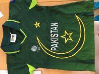 Pakistan kids shirt 8-10 yr old