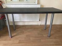 Worktop table bar surface