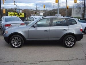 2005 BMW X3 2.5i *LEATHER-SUNROOF* AWD