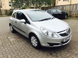 57 plate Vauxhall corsa 1.2 semi automatic only £1895